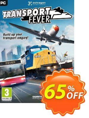 Transport Fever PC 프로모션 코드 Transport Fever PC Deal 프로모션: Transport Fever PC Exclusive offer for iVoicesoft