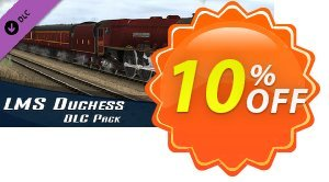 Trainz Simulator DLC The Duchess PC discount coupon Trainz Simulator DLC The Duchess PC Deal - Trainz Simulator DLC The Duchess PC Exclusive offer for iVoicesoft