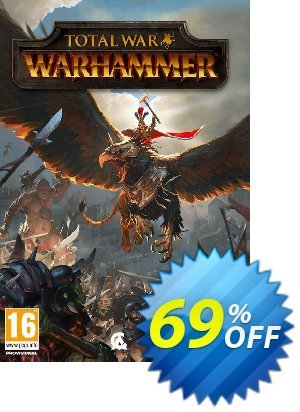 Total War: Warhammer PC discount coupon Total War: Warhammer PC Deal - Total War: Warhammer PC Exclusive offer for iVoicesoft