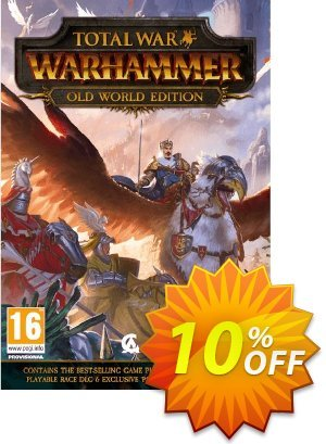 Total War Warhammer - Old World Edition PC discount coupon Total War Warhammer - Old World Edition PC Deal - Total War Warhammer - Old World Edition PC Exclusive offer for iVoicesoft