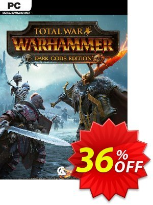Total War Warhammer Dark Gods Edition PC discount coupon Total War Warhammer Dark Gods Edition PC Deal - Total War Warhammer Dark Gods Edition PC Exclusive offer for iVoicesoft