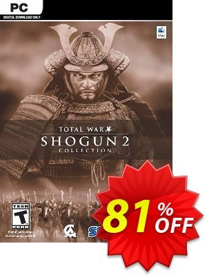 Total War: Shogun 2 - Collection PC discount coupon Total War: Shogun 2 - Collection PC Deal - Total War: Shogun 2 - Collection PC Exclusive offer for iVoicesoft