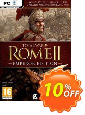 Total War: Rome II 2 - Emperor's Edition PC discount coupon Total War: Rome II 2 - Emperor's Edition PC Deal - Total War: Rome II 2 - Emperor's Edition PC Exclusive offer for iVoicesoft