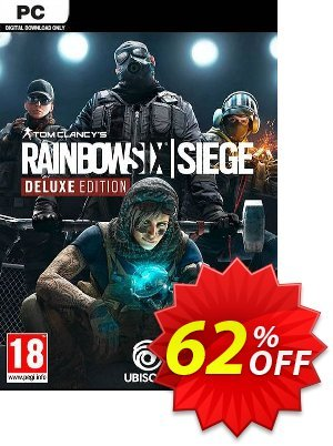 Tom Clancy's Rainbow Six Siege Deluxe Edition PC discount coupon Tom Clancy's Rainbow Six Siege Deluxe Edition PC Deal - Tom Clancy's Rainbow Six Siege Deluxe Edition PC Exclusive offer for iVoicesoft