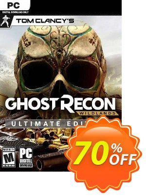 Tom Clancy's Ghost Recon Wildlands Ultimate Edition PC discount coupon Tom Clancy's Ghost Recon Wildlands Ultimate Edition PC Deal - Tom Clancy's Ghost Recon Wildlands Ultimate Edition PC Exclusive offer for iVoicesoft