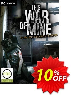 This War of Mine PC Coupon discount This War of Mine PC Deal. Promotion: This War of Mine PC Exclusive offer for iVoicesoft