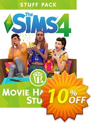 The Sims 4 - Movie Hangout Stuff PC discount coupon The Sims 4 - Movie Hangout Stuff PC Deal - The Sims 4 - Movie Hangout Stuff PC Exclusive offer for iVoicesoft