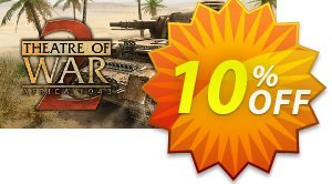 Theatre of War 2 Africa 1943 PC discount coupon Theatre of War 2 Africa 1943 PC Deal - Theatre of War 2 Africa 1943 PC Exclusive offer for iVoicesoft