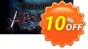 Theatre Of The Absurd PC 프로모션 코드 Theatre Of The Absurd PC Deal 프로모션: Theatre Of The Absurd PC Exclusive offer for iVoicesoft