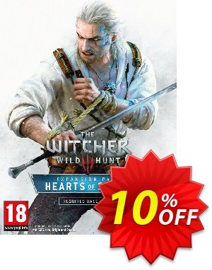 The Witcher 3 Wild Hunt - Hearts of Stone PC discount coupon The Witcher 3 Wild Hunt - Hearts of Stone PC Deal - The Witcher 3 Wild Hunt - Hearts of Stone PC Exclusive offer for iVoicesoft