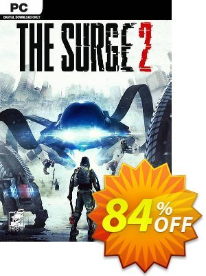 The Surge 2 PC Gutschein rabatt The Surge 2 PC Deal Aktion: The Surge 2 PC Exclusive offer for iVoicesoft