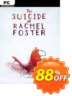 The Suicide of Rachel Foster PC Coupon discount The Suicide of Rachel Foster PC Deal. Promotion: The Suicide of Rachel Foster PC Exclusive offer for iVoicesoft