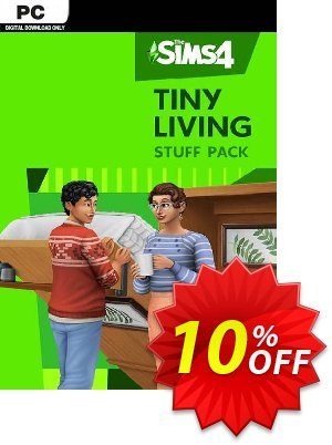 The Sims 4 - Tiny Living Stuff Pack PC discount coupon The Sims 4 - Tiny Living Stuff Pack PC Deal - The Sims 4 - Tiny Living Stuff Pack PC Exclusive offer for iVoicesoft