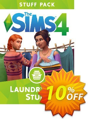 The Sims 4 - Laundry Day Stuff PC discount coupon The Sims 4 - Laundry Day Stuff PC Deal - The Sims 4 - Laundry Day Stuff PC Exclusive offer for iVoicesoft