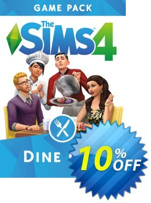 The Sims 4 - Dine Out Game Pack PC discount coupon The Sims 4 - Dine Out Game Pack PC Deal - The Sims 4 - Dine Out Game Pack PC Exclusive offer for iVoicesoft