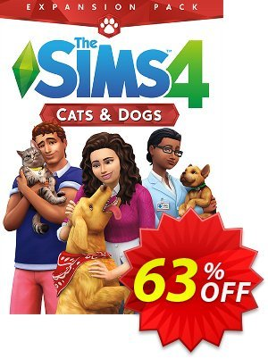 The Sims 4 - Cats and Dogs Expansion Pack PC/Mac discount coupon The Sims 4 - Cats and Dogs Expansion Pack PC/Mac Deal - The Sims 4 - Cats and Dogs Expansion Pack PC/Mac Exclusive offer for iVoicesoft