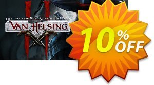 The Incredible Adventures of Van Helsing II PC discount coupon The Incredible Adventures of Van Helsing II PC Deal - The Incredible Adventures of Van Helsing II PC Exclusive offer for iVoicesoft