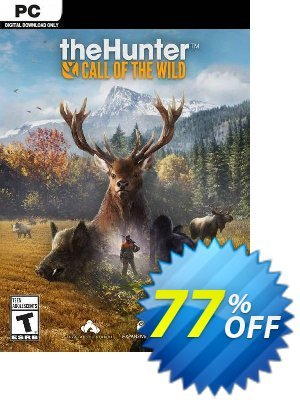 The Hunter Call of the Wild - 2019 Edition PC (EU) discount coupon The Hunter Call of the Wild - 2019 Edition PC (EU) Deal - The Hunter Call of the Wild - 2019 Edition PC (EU) Exclusive offer for iVoicesoft