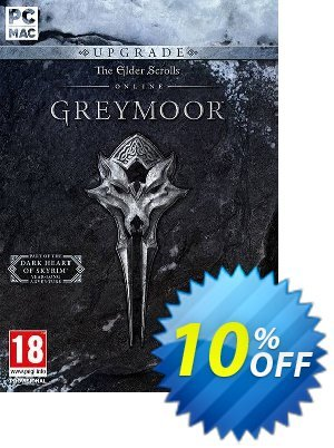 The Elder Scrolls Online - Greymoor Upgrade PC 프로모션 코드 The Elder Scrolls Online - Greymoor Upgrade PC Deal 프로모션: The Elder Scrolls Online - Greymoor Upgrade PC Exclusive offer for iVoicesoft
