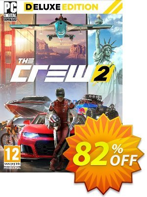 The Crew 2 Deluxe Edition PC 프로모션 코드 The Crew 2 Deluxe Edition PC Deal 프로모션: The Crew 2 Deluxe Edition PC Exclusive offer for iVoicesoft