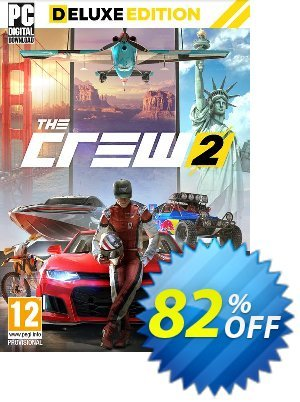 The Crew 2 Deluxe Edition PC discount coupon The Crew 2 Deluxe Edition PC Deal - The Crew 2 Deluxe Edition PC Exclusive offer for iVoicesoft