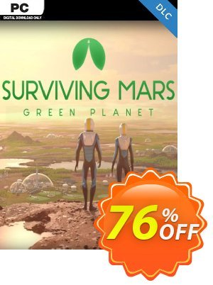 Surviving Mars: Green Planet DLC PC discount coupon Surviving Mars: Green Planet DLC PC Deal - Surviving Mars: Green Planet DLC PC Exclusive offer for iVoicesoft