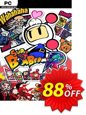 Super Bomberman R PC Coupon discount Super Bomberman R PC Deal. Promotion: Super Bomberman R PC Exclusive offer for iVoicesoft