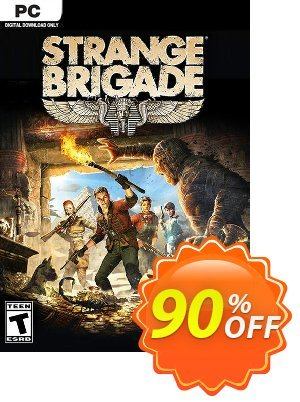 Strange Brigade PC discount coupon Strange Brigade PC Deal - Strange Brigade PC Exclusive offer for iVoicesoft