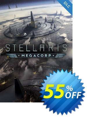 Stellaris PC MegaCorp DLC Coupon discount Stellaris PC MegaCorp DLC Deal. Promotion: Stellaris PC MegaCorp DLC Exclusive offer for iVoicesoft