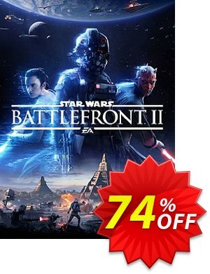 Star Wars Battlefront II 2 PC discount coupon Star Wars Battlefront II 2 PC Deal - Star Wars Battlefront II 2 PC Exclusive offer for iVoicesoft