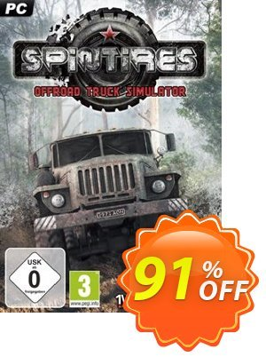 Spintires PC 프로모션 코드 Spintires PC Deal 프로모션: Spintires PC Exclusive offer for iVoicesoft