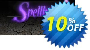 Spellbind PC Coupon discount Spellbind PC Deal. Promotion: Spellbind PC Exclusive offer for iVoicesoft