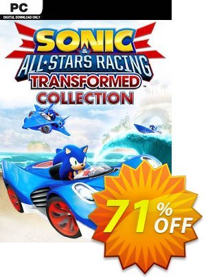Sonic & All-Stars Racing Transformed Collection PC Coupon discount Sonic & All-Stars Racing Transformed Collection PC Deal. Promotion: Sonic & All-Stars Racing Transformed Collection PC Exclusive offer for iVoicesoft