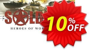 Soldiers Heroes of World War II PC discount coupon Soldiers Heroes of World War II PC Deal - Soldiers Heroes of World War II PC Exclusive offer for iVoicesoft