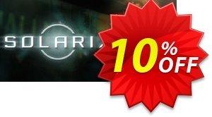 Solarix PC Coupon discount Solarix PC Deal. Promotion: Solarix PC Exclusive offer for iVoicesoft