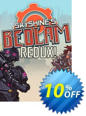 Skyshine's BEDLAM PC割引コード・Skyshine's BEDLAM PC Deal キャンペーン:Skyshine's BEDLAM PC Exclusive offer for iVoicesoft