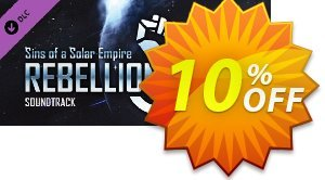 Sins of a Solar Empire Rebellion Original Soundtrack PC discount coupon Sins of a Solar Empire Rebellion Original Soundtrack PC Deal - Sins of a Solar Empire Rebellion Original Soundtrack PC Exclusive offer for iVoicesoft