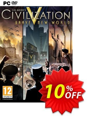 Sid Meier's Civilization V 5: Brave New World Expansion Pack (PC) discount coupon Sid Meier's Civilization V 5: Brave New World Expansion Pack (PC) Deal - Sid Meier's Civilization V 5: Brave New World Expansion Pack (PC) Exclusive offer for iVoicesoft