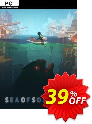 Sea of Solitude PC Coupon discount Sea of Solitude PC Deal. Promotion: Sea of Solitude PC Exclusive offer for iVoicesoft