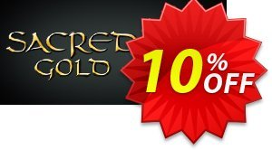 Sacred Gold PC discount coupon Sacred Gold PC Deal - Sacred Gold PC Exclusive offer for iVoicesoft