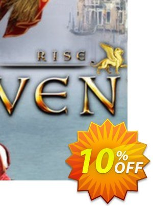 Rise of Venice PC 프로모션 코드 Rise of Venice PC Deal 프로모션: Rise of Venice PC Exclusive offer for iVoicesoft