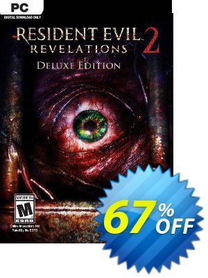 Resident Evil Revelations 2: Deluxe Edition PC discount coupon Resident Evil Revelations 2: Deluxe Edition PC Deal - Resident Evil Revelations 2: Deluxe Edition PC Exclusive offer for iVoicesoft