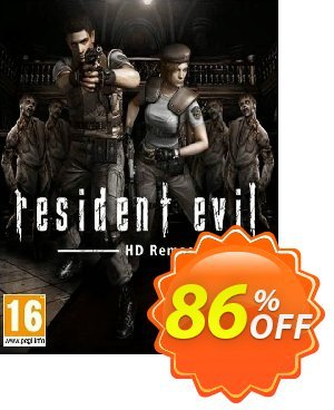 Resident Evil HD Remaster PC discount coupon Resident Evil HD Remaster PC Deal - Resident Evil HD Remaster PC Exclusive offer for iVoicesoft
