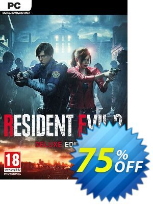 Resident Evil 2 / Biohazard RE2 Deluxe Edition PC 프로모션 코드 Resident Evil 2 / Biohazard RE2 Deluxe Edition PC Deal 프로모션: Resident Evil 2 / Biohazard RE2 Deluxe Edition PC Exclusive offer for iVoicesoft