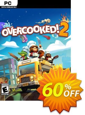 Overcooked 2 PC discount coupon Overcooked 2 PC Deal - Overcooked 2 PC Exclusive offer for iVoicesoft