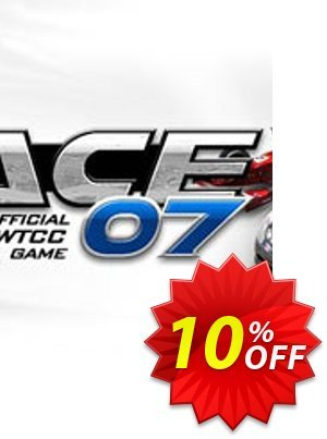 RACE 07 PC Coupon discount RACE 07 PC Deal. Promotion: RACE 07 PC Exclusive offer for iVoicesoft