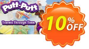 PuttPutt Travels Through Time PC 優惠券,折扣碼 PuttPutt Travels Through Time PC Deal,促銷代碼: PuttPutt Travels Through Time PC Exclusive offer for iVoicesoft