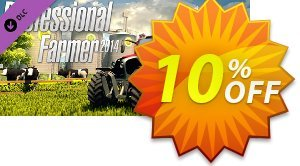 Professional Farmer 2014 Good Ol' Times DLC PC Coupon, discount Professional Farmer 2014 Good Ol' Times DLC PC Deal. Promotion: Professional Farmer 2014 Good Ol' Times DLC PC Exclusive offer for iVoicesoft