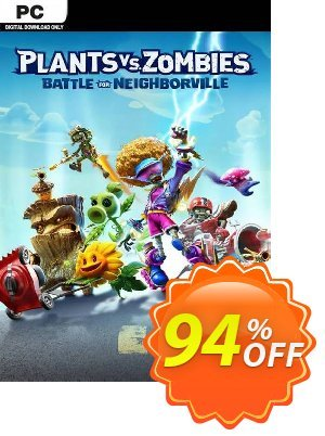 Plants vs. Zombies Battle for Neighborville PC (EN) Coupon, discount Plants vs. Zombies Battle for Neighborville PC (EN) Deal. Promotion: Plants vs. Zombies Battle for Neighborville PC (EN) Exclusive offer for iVoicesoft