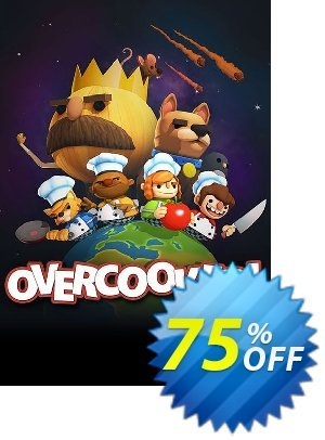 Overcooked PC discount coupon Overcooked PC Deal - Overcooked PC Exclusive offer for iVoicesoft